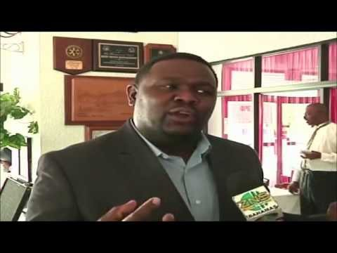 Mario Steele Interview concerning Generation Text on ZNS News Bahamas
