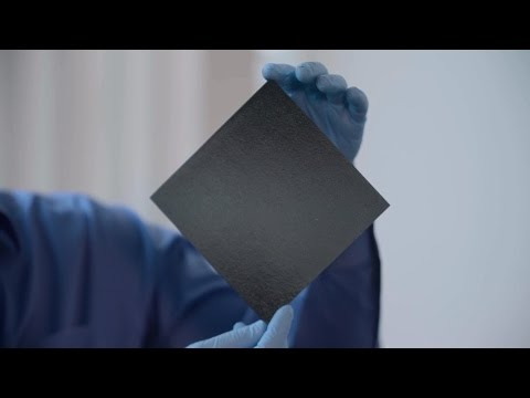 Innovative Solar Manufacturing Technology