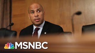 Joe: Cory Booker Testifying Against Jeff Sessions