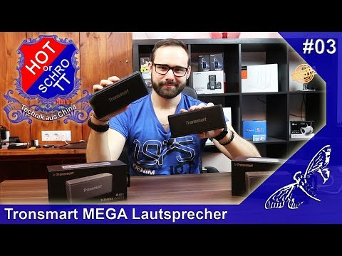 [HOT or SCHROTT] Technik aus China [Tronsmart MEGA Bluetooth Lautsprecher] Gewinnspiel [#3] [HD]