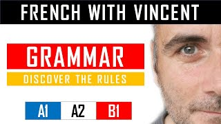 Learn French with Vincent - Unit 1 - Lesson C : Les accents