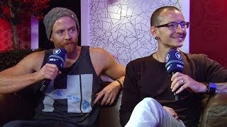 "Linkin Park im Rock am Ring Interview: ""Wir werden dir in die Fresse hauen!"""
