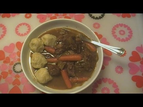 How to Make Sauerbraten Stew: Noreen's Kitchen