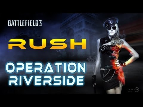 Battlefield 3 : Rush  Operation Riverside