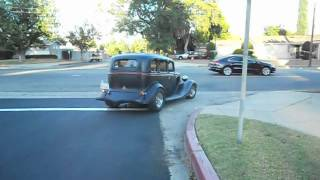 1934 Ford Sedan FOR SALE