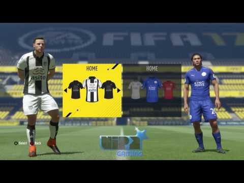 FIFA 17 – Eredivisie Kits