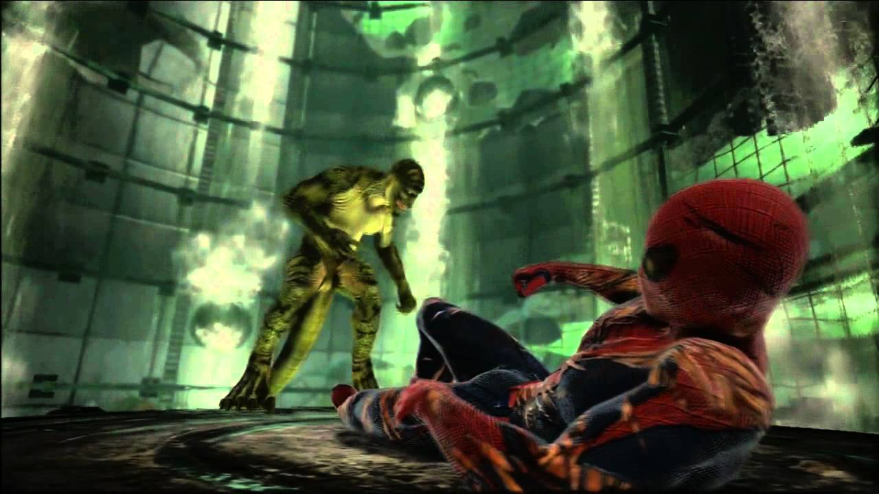 Ending Man Game The Amazing Spider Man Game