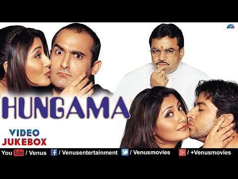 Hungama Video Jukebox | Akshaye Khanna Aftab Shivdasani Rimi...