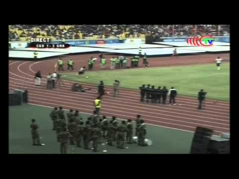 Highlights of Ghana's 3-2 friendly win over Congo in Brazzaville