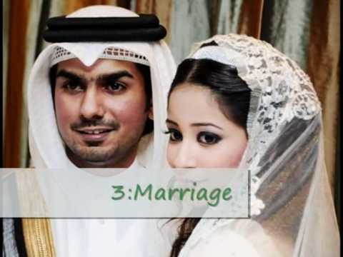 Marriage In Saudi Arabia Presented By Areejالزواج.wmv video