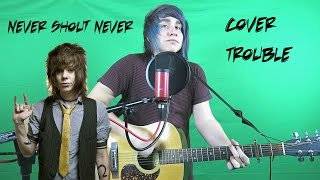 Watch Never Shout Never Trouble video