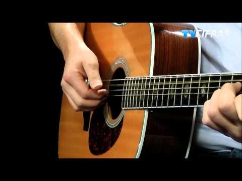 Flo Rida - Whistle - Cover (peter) - Como Tocar - How To Play - Violão video