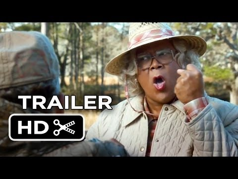 Tyler Perry's A Madea Christmas Official Trailer #1 (2013) Hd video