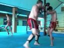 Entrenamiento Mariano Catarecha Kaewsamrit Gym (Bangkok)