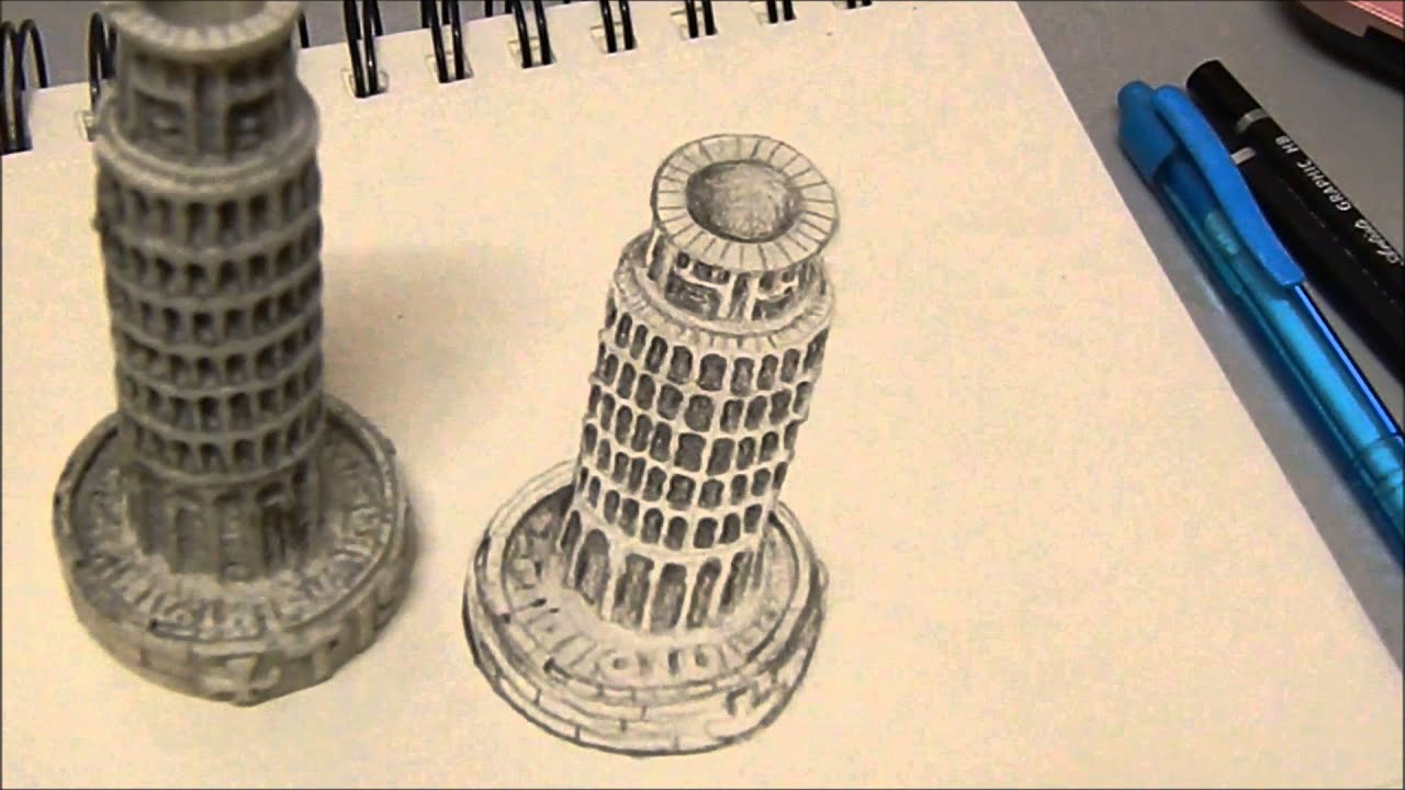 3d Anamorphic Drawing Tutorial Youtube