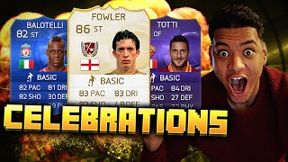 THE FUNNIEST CELEBRATIONS EVER!! FIFA 15