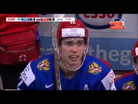 МЧМ по хоккею 2016. Россия - Финляндия (6:4 голы)
