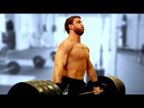 Dmitry Klokov- CrossFit Tabata (Part 1)