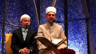 Bilal Zukan, hafiz  Benjamin Idris, programi u Munchenu, Penzbergu 2 3 4  januar 15 g