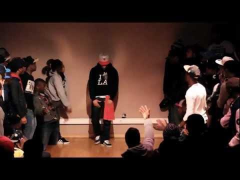 KRUMP battle - Rebel vs Jigsaw |Caveman Street| FRANCE