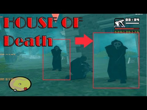 HOUSE OF DEATH in GTA San Andreas +[DOWNLOAD LINK]