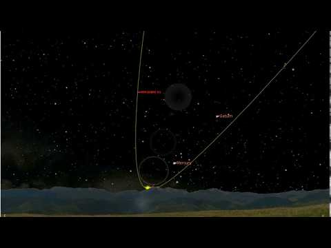 ALERT Comet ISON is this NIBIRU VISIBLE NOW 11 23 2014 IS THIS DANGEROUS