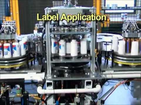 DI-NA-CAL Labels - Heat Transfer Machinery: CMR WH 2500 Servo Round