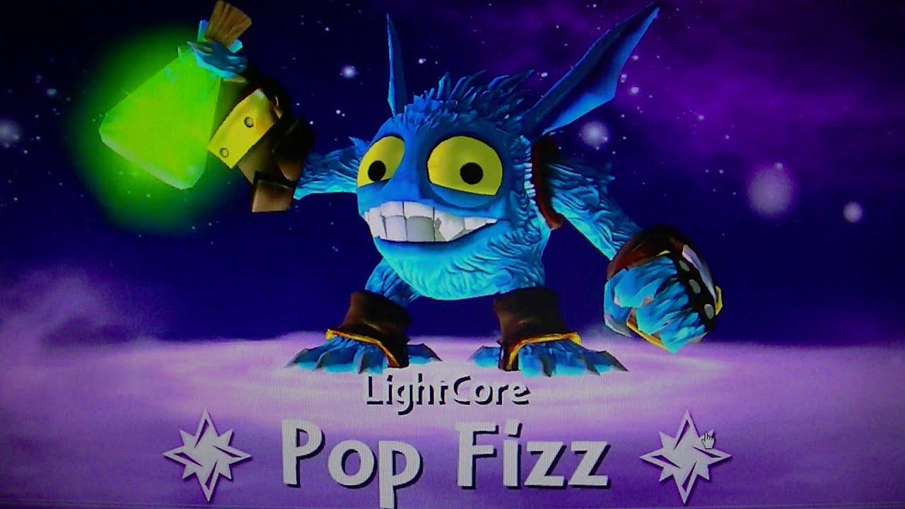 Lightcore Punch Pop Fizz Upgrading Lightcore Pop Fizz