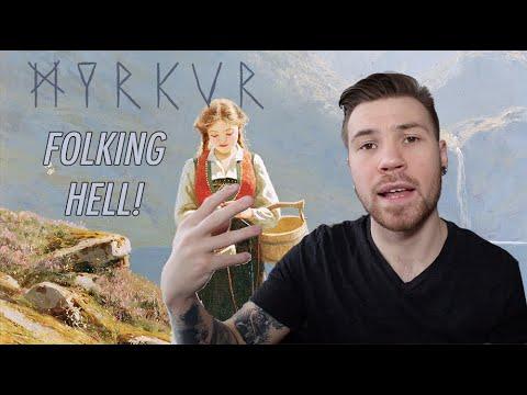 Download  Myrkur - 'Folkesange' | Album Review Gratis, download lagu terbaru