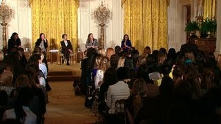 Women's History Month Foreign Policy Panel  (white house)