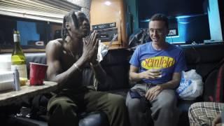 Logic & Joey Bada$$ freestyle