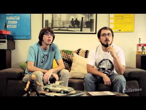 Los Cinéfilos - Ep. 35 - Fin de Semana con Miguel Iza