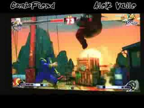 FFA SF4 Tournament Grand Finals set1 (9/6/08)part 1 Video
