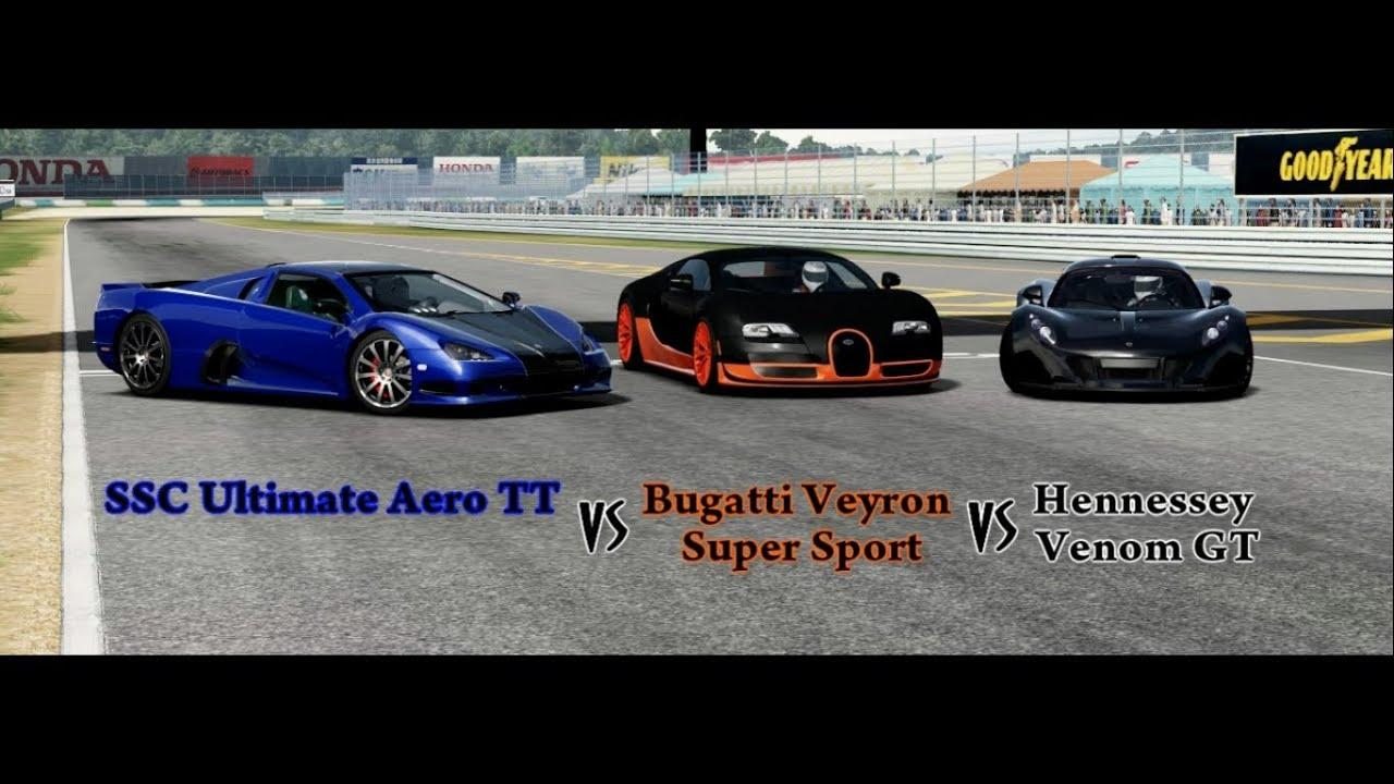 forza motorsport 4 battle s1 e20 ultimate aero vs bugatti ss vs hennessey venom gt youtube. Black Bedroom Furniture Sets. Home Design Ideas