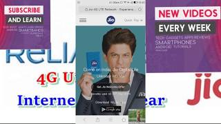 Jio 1 year Unlimited On any 4G Device Exclusive *Trick*+ Proof