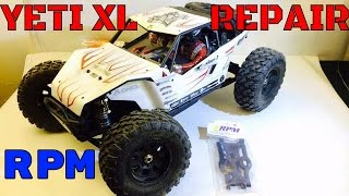 AXIAL YETI XL (Repair/Upgrade)