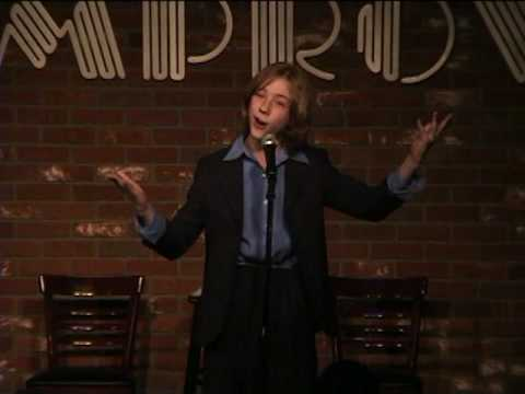 Joey Luthman 13 year old Comedian 2010 Video