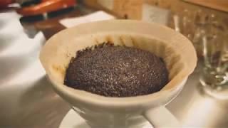 慢咖啡【手沖咖啡示範】by 毛怪店長 How to Brew Coffee