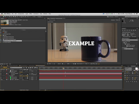 Put Stuff Behind Things - Adobe After Effects tutorial