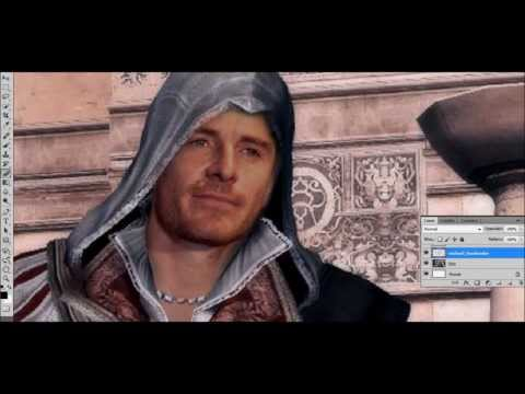 Mi Casting CineGame #23 - Michael Fassbender como Ezio Auditore de Assassin´s Creed 2
