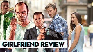 Should Your Boyfriend Play Grand Theft Auto V?