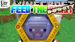 Minecraft FTB Infinity - SCAN EVERYTHING!!! ( Hermitcraft Feed The Beast E30 )