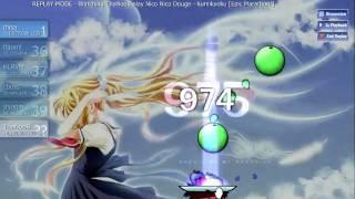 Osu! (CTB) Nico Nico Douga -ikyoku