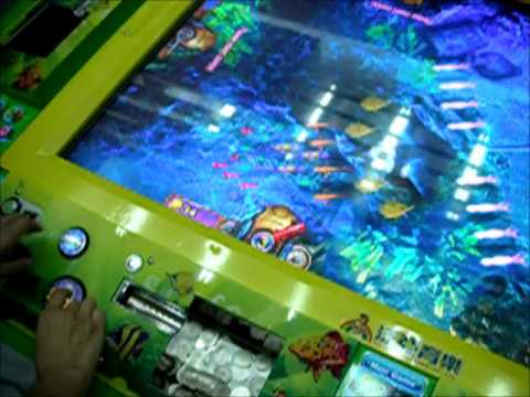 How to Play – Ocean King Arcade Machine Fish Hunter Game
