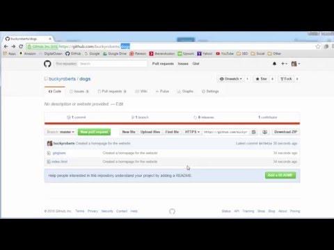 Git Tutorial - 19 - gitignore and GitHub Desktop