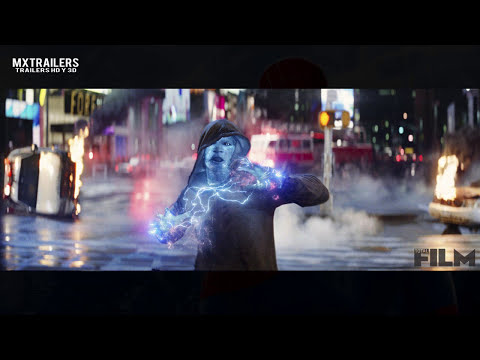 Nuevas imágenes - The Amazing Spiderman 2 - HD