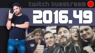 Livestream 2016 #49 - News, Looterkings mit Keoken [englisch]