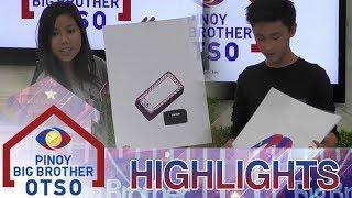 PBB OTSO Day 5: Teen Housemates, iginuhit ang regalo sa kanilang pamilya