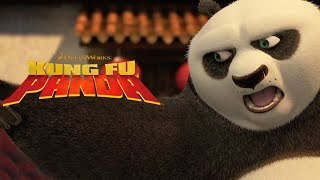 The Sound of One Hand Clapping | NEW KUNG FU PANDA