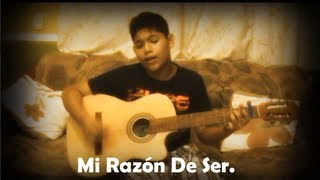 Banda MS - Mi Razón De Ser (Cover) Jan Carlos guitar's.